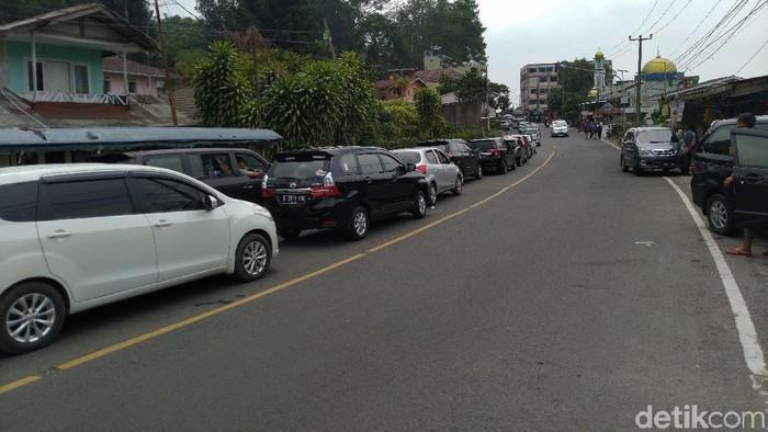 Jalur Puncak Bogor (Foto: Sachril Agustin Berutu/detikcom)