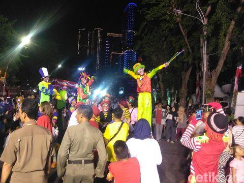 Pesta Rakyat HUT Jatim/