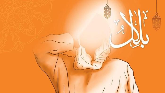 Bilal bin Rabbah, Muadzin yang sendalnya terdengar hingga ke Surga (Foto: Denny Putra/detikcom)