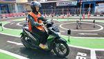 Nah Lho, Ujian Praktik SIM C Disebut Susah Banget