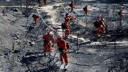 Tiga Orang Tewas dalam Kebakaran Besar di Bukit California Selatan