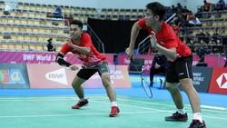 Hasil Thailand Open: Leo/Daniel Kalah, Ganda Putra RI Habis
