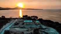 Mengintip Indahnya SPBU di Pesisir Pulau Lembata NTT