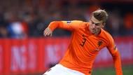Perfoma Buruk De Ligt di Juventus Menular ke Timnas Belanda