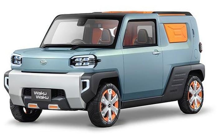 Konsep Mobil Daihatsu Pesaing Jimny Sampai Mobil Otonom