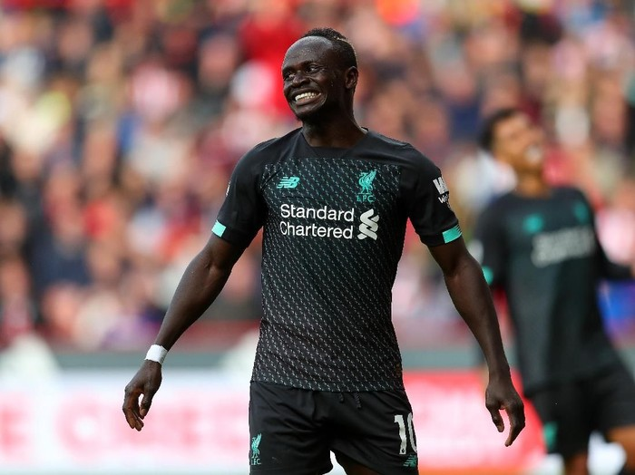 Sadio Mane. Foto: Catherine Ivill/Getty Images