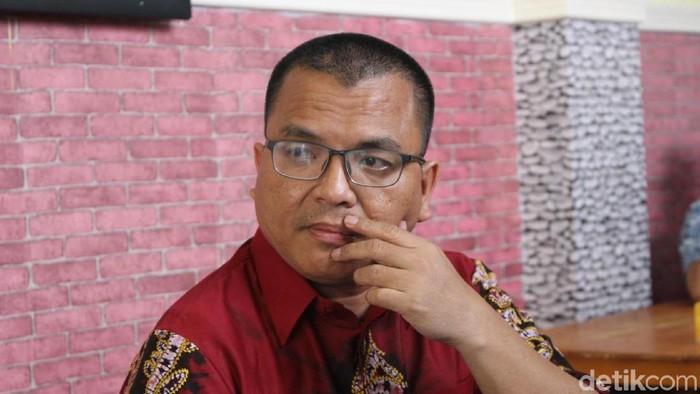 Denny Indrayana (Ristanta-detikcom)