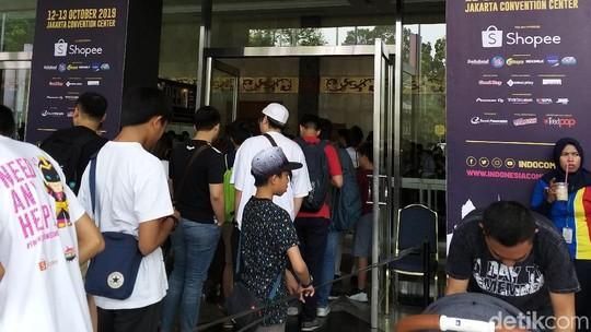 Pesta Fans Pop Culture di Indonesia Comic Con 2019, Siap Serbu?