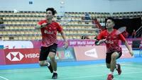 Thailand Open: Leo/Daniel Susul Praveen/Melati ke Semifinal
