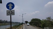 Penjelasan Pemprov DKI Soal Anggaran Jalur Sepeda Capai Rp 73 Miliar