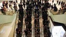 Aksi Protes Pro-demokrasi Lumpuhkan di Hong Kong