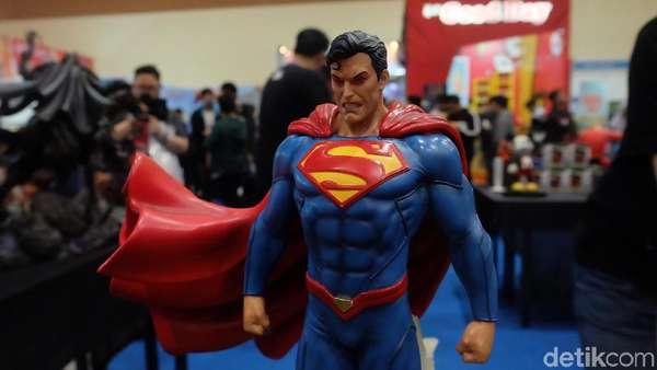 Pesta Fans Pop Culture di Indonesia Comic Con 2019, Siap Serbu?