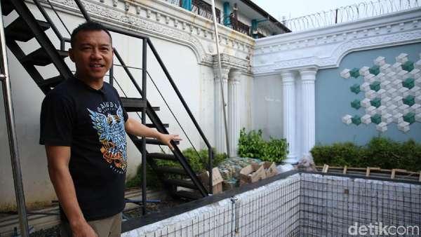 Mengintip Rumah Mewah Anang Hermansyah yang Angker
