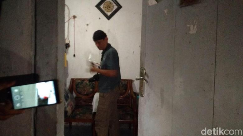Densus Tangkap Seorang Terduga Teroris di Kota Cirebon