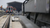 Ditarget Operasi Juni 2021, Ini Progres LRT Jabodebek Terkini