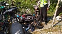 Identitas 2 Pria Tewas Terbakar yang Kecelakaan di Madiun Terungkap