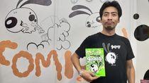Kangen Gugug? Komik ke-2 Perdana di Indonesia Comic Con 2019
