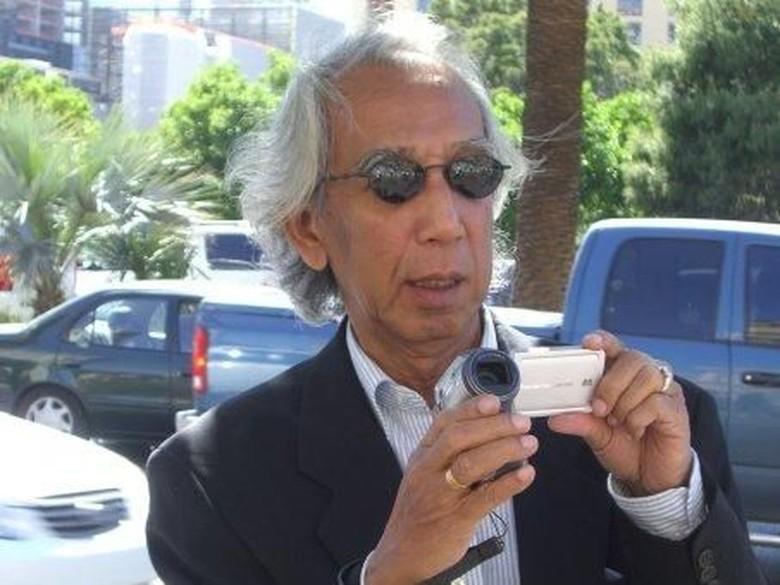 Mantan Menperindag/Kabulog Prof Rahardi Ramelan. Foto: Dok.pribadi