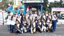 20 Duta Muda ASEAN Promosikan Program Kesejahteraan Sosial di CFD