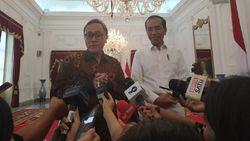 Ketum PAN Bahas Koalisi dengan Jokowi, PKS Oposisi Sendirian?