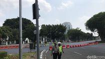 Siaga Ada Demonstrasi, Jalan Sekitar Istana Ditutup