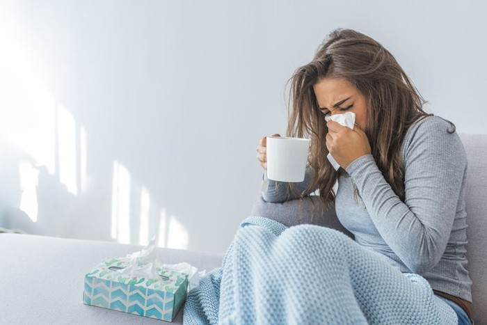 Foto: iStock/9 Minuman Pereda Flu Saat Musim Hujan