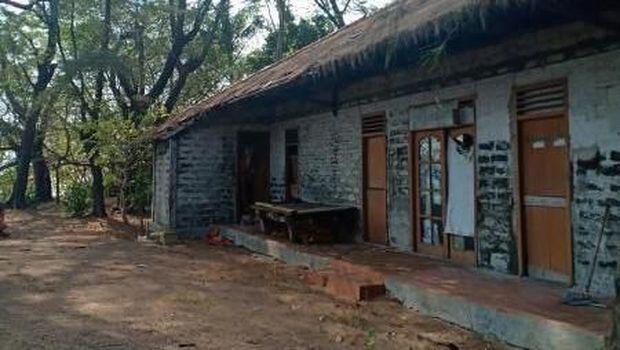 Kondisi cottage di sana