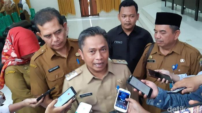 Wakil Wali Kota Serang Subadri Ushuludin