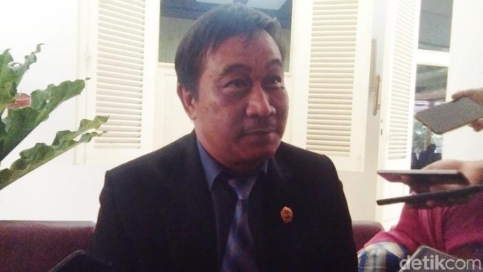Wakil Ketua DPW PAN DIY, Suharwanta. Foto: Usman Hadi/detikcom