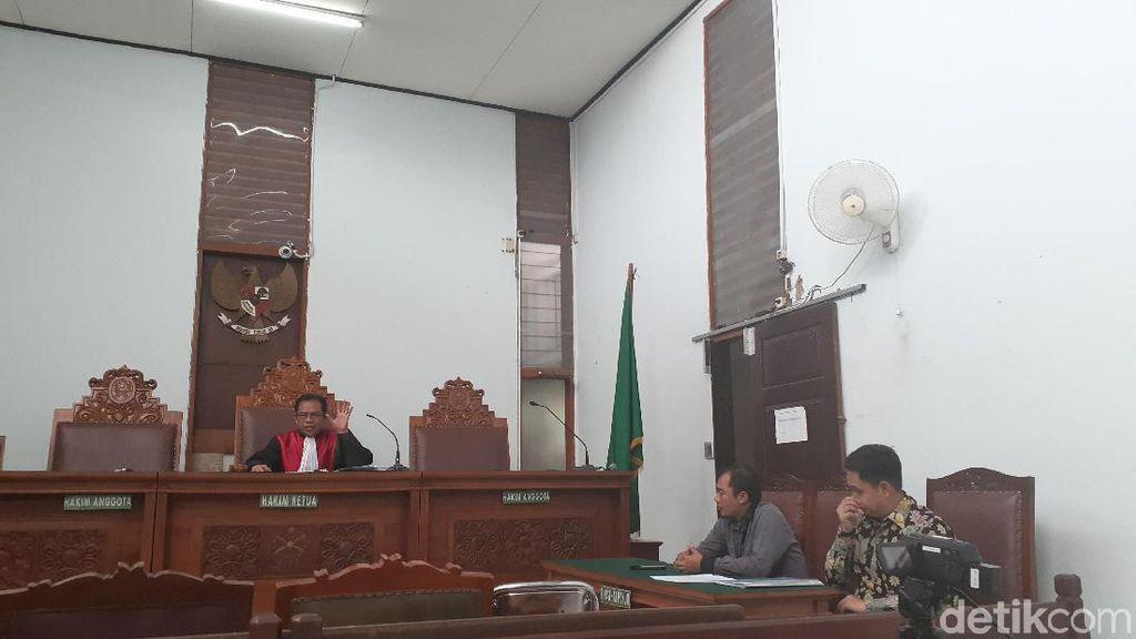 Melawan KPK, Tersangka Korupsi Rp 3,6 M Ajukan Praperadilan