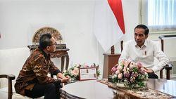 Jokowi Bertemu Zulkifli Hasan, Ini yang Dibahas