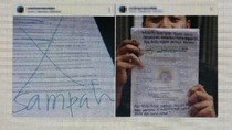 Viral Skripsi Dicoret Sampah Oleh Dosen, Netizen Singgung Beban Stres