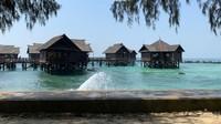 Lebih lanjut, Pulau Ayer juga menawarkan sejumlah aktivitas. Lokasinya yang tak jauh dari Jakarta membuatnya kerap disinggahi traveler hingga perusahaan besar (dok Pulau Ayer)