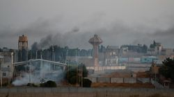 AS Sebut 100 Lebih Tahanan ISIS Kabur dari Suriah