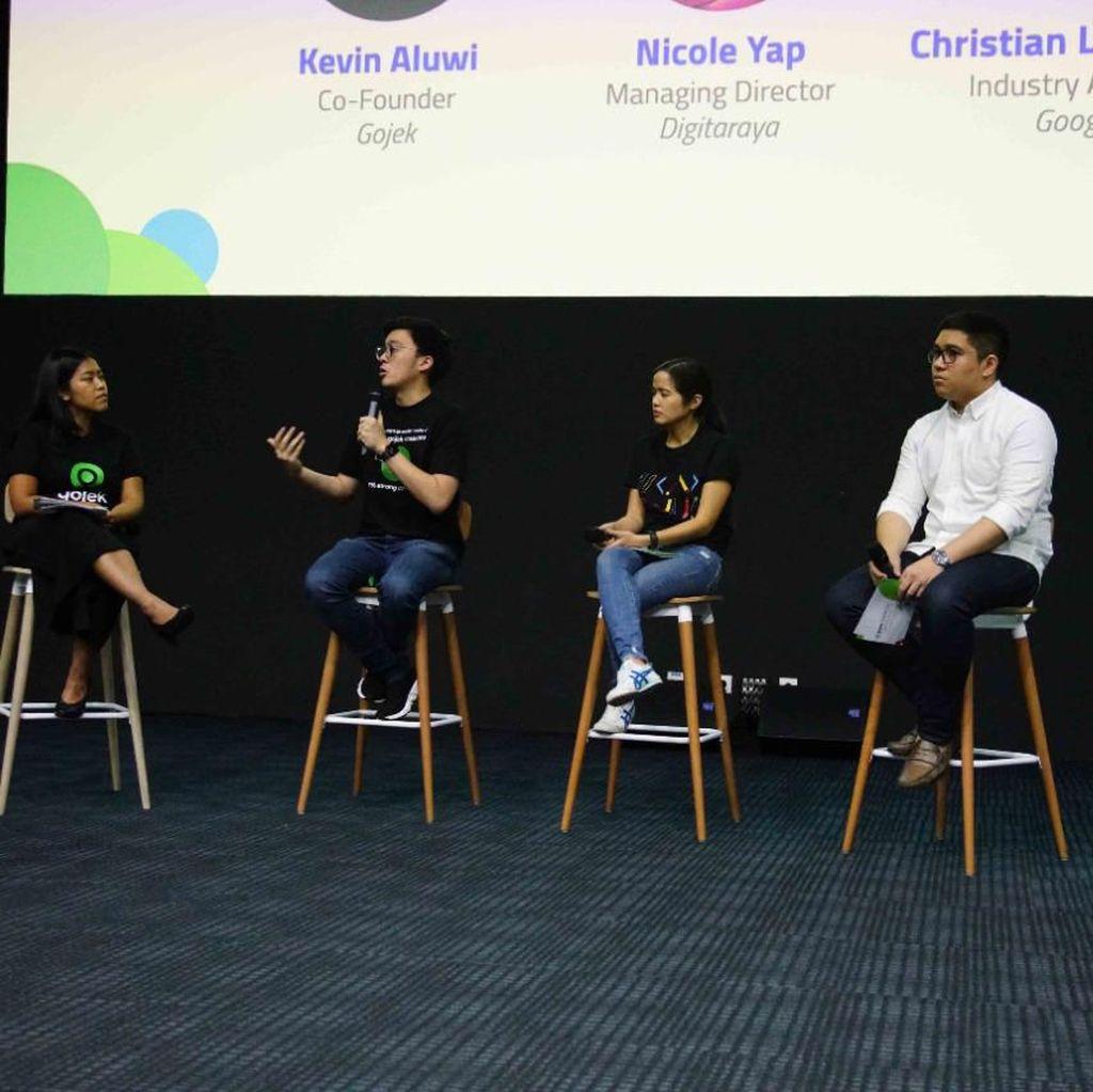 Gojek Latih Cara Machine Learning ke Startup Peserta Gojek Xcelerate