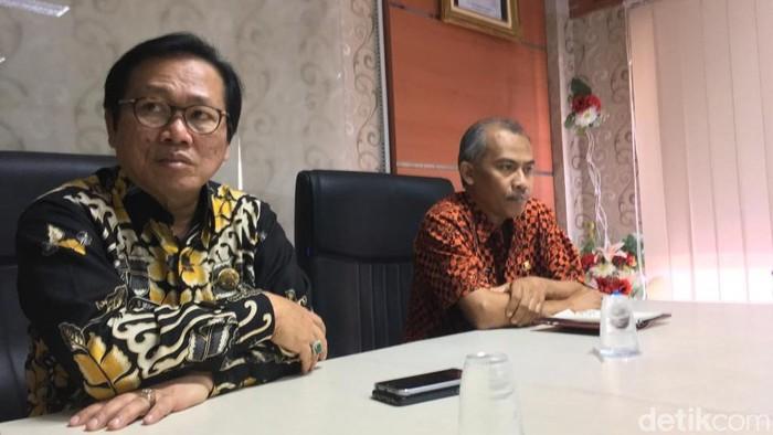 Direktur RSUD Dr Wahidin Sudiro Husodo dr Sugeng Mulyadi (Foto: Enggran Eko Budianto)