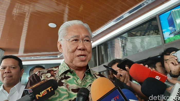 Foto: Menteri Perdagangan Enggartiasto Lukita (Lisye/detikcom)