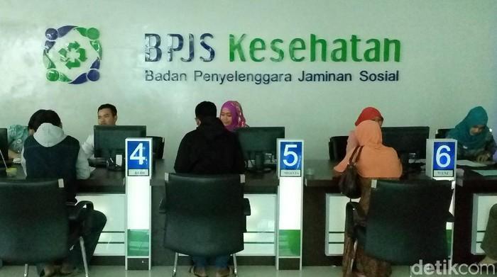 Iuran BPJS Kesehatan resmi naik. (Foto: Enggran Eko Budianto)