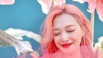 Amber dan Super Junior Tunda Aktivitas Susul Kabar Sulli Meninggal
