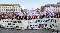 Ribuan Orang di Berlin Gelar Pawai Solidaritas Lawan Antisemitisme-Intoleransi