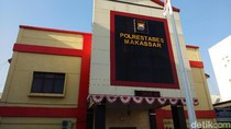 Polisi Tangkap Bos Penikam Buruh Bangunan di Makassar