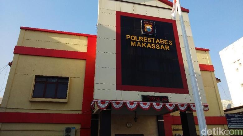 Polisi-TNI Gelar Patroli di Makassar Amankan Wilayah Jelang 20 Oktober