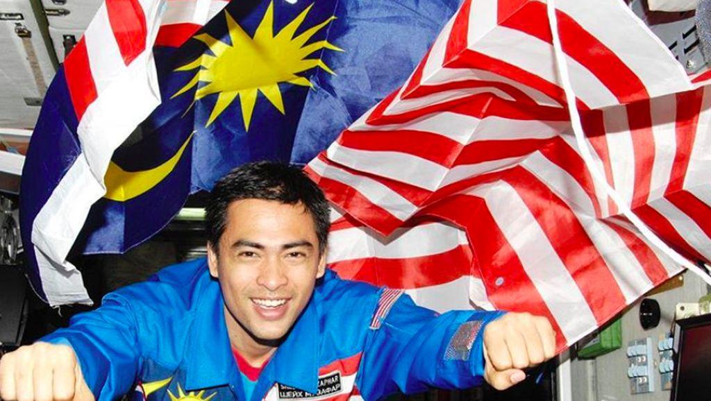 Sheikh Muszaphar, Astronaut Malaysia yang Terganggu Bumi Datar