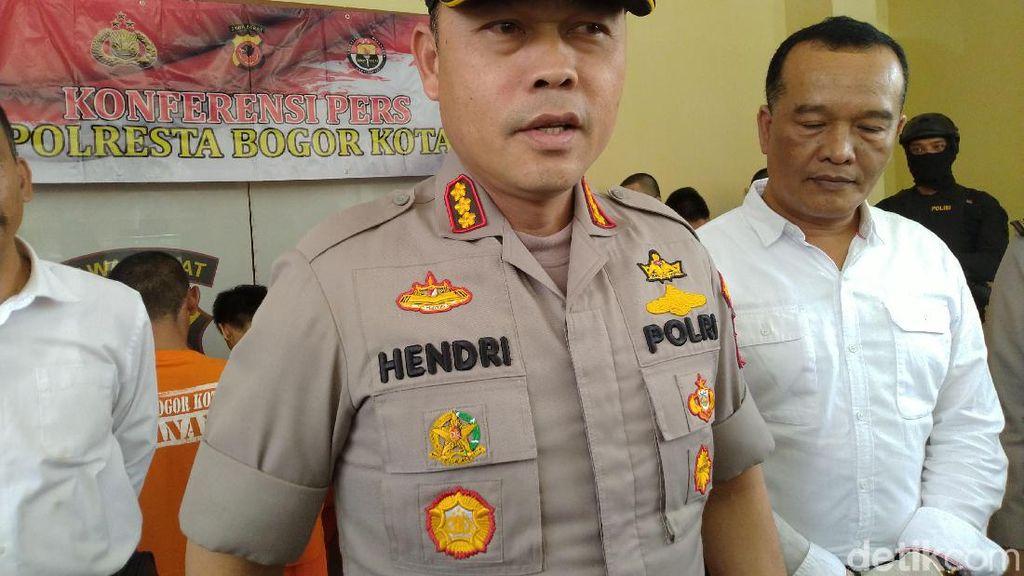 Polres Bogor Kota Ungkap 17 Kasus Narkotika Sepanjang September 2019