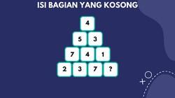 Bermain teka-teki bisa jadi olahraga yang melatih kemampuan berpikir otak. Yuk cek seberapa cerdas kamu dengan mengerjakan teka-teki logika matematika ini.