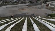 Cara Jepang Kurangi Volume Banjir Imbas Topan Hagibis