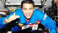 Jawaban Lengkap Astronaut Malaysia Buat Penganut Bumi Datar