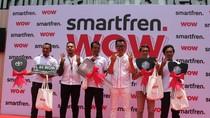 Berhadiah Rumah, Motor dan Mobil, Ini Pemenang Smartfren WOW