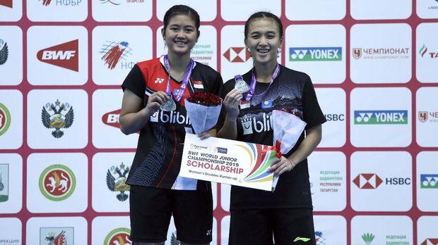 Susy Puas Lihat Performa Indonesia di Kejuaraan Dunia Junior