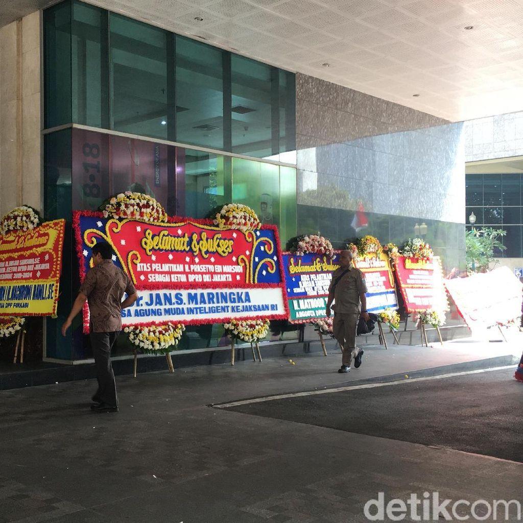 Pimpinan DPRD DKI Jakarta Akan Dilantik Sore Ini